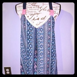 NWT flattering tank top size large